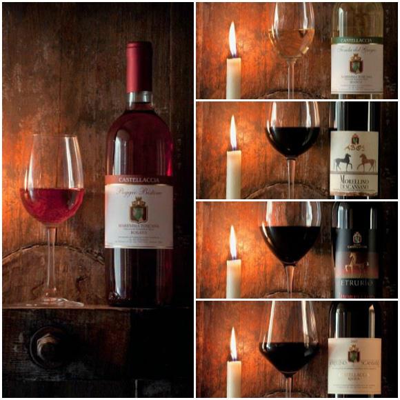 Morellino di Scansano wines in Maremma Tuscany