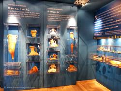 Museo Acheologico di Portus Scabris (MAPS) museum, Puntone di Scarlino, Maremma Tuscany