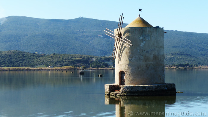 Orbetello Tuscany tour.