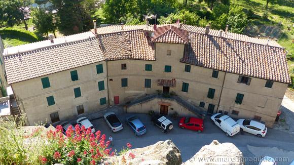 Palazzo Bersotti, Roccastrada Italy