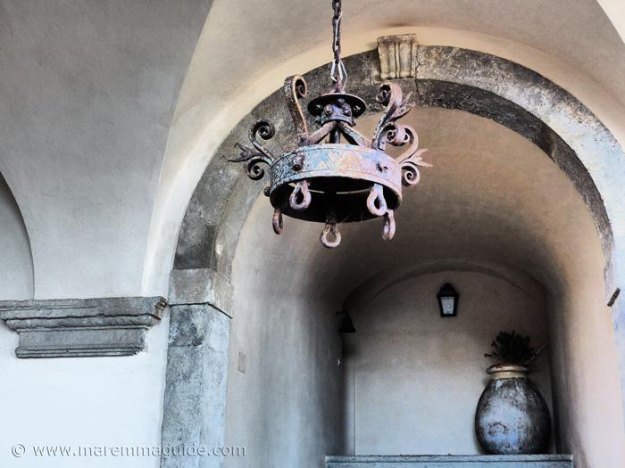 Palazzo Governanti Porto Ercole Tuscany Italy.