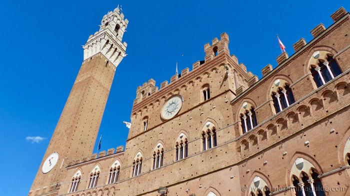 Palazzo Pubblico Siena.