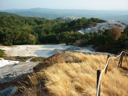 Parco Geotermico delle Biancane, Monterotondo Marittima Maremma Tuscany Italy