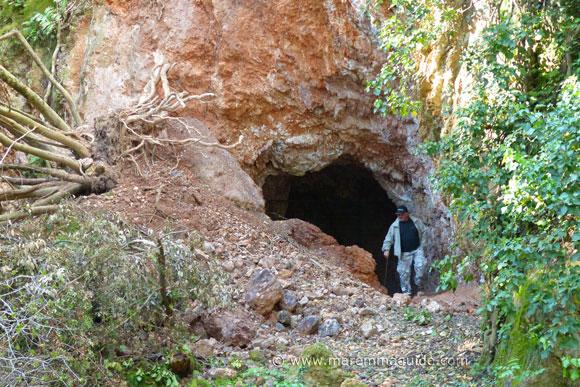 Parco Montioni alum mines
