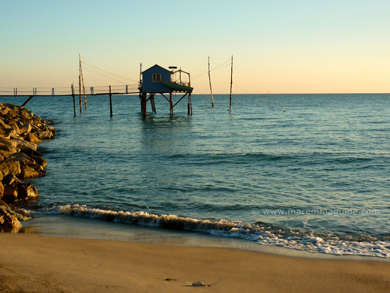 Perelli beach Maremma Tuscany Italy