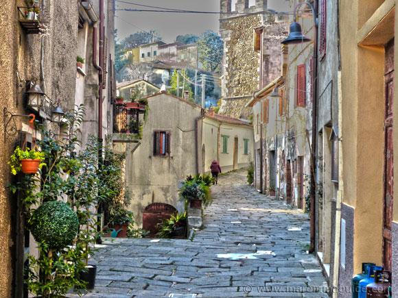 Pereta in Maremma Tuscany Italy