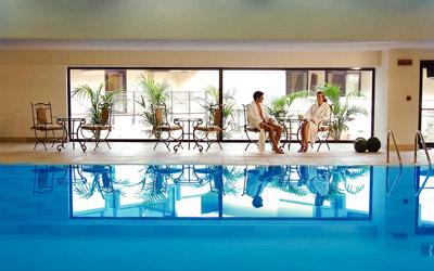 Spa in Italy: Luxury five star Petriolo Spa Resort Maremma Tuscany