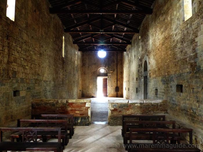 Campiglia Marittima Pieve di San Giovanni.