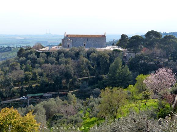 Pieve di San Giovanni Campiglia Marittima
