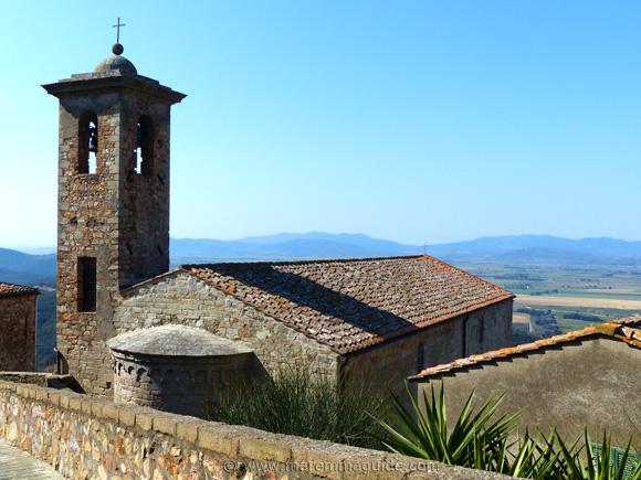 Pieve di Santa Mustiola Sticciano Tuscany