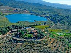 Italian vineyard: Podere Poggio Corbello, Maremma