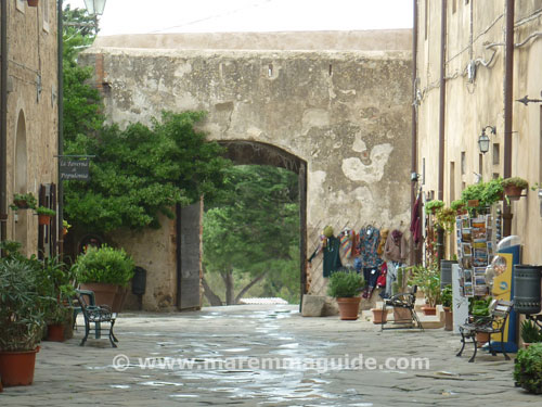 Populonia, Baratti Maremma Tuscany Italy