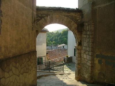 Gerfalco Porta Fiorentina