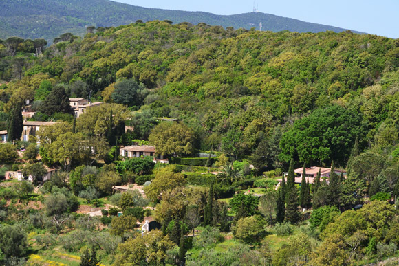 Porto Ercole house for sale.