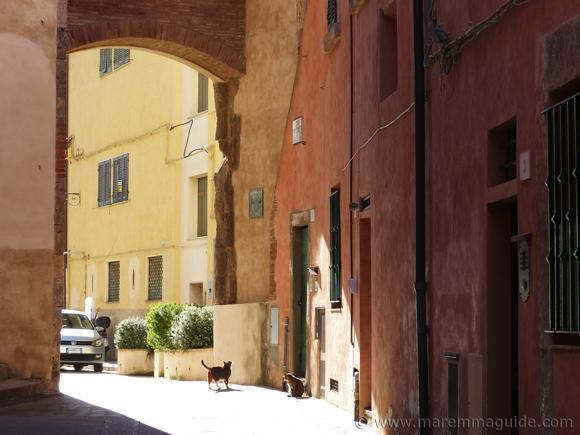 Porto ercole Tuscany.