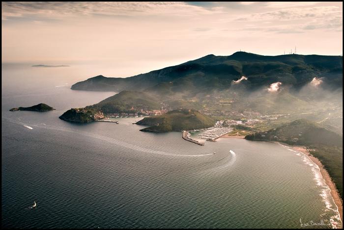 Porto Ercole Tuscany Italy.
