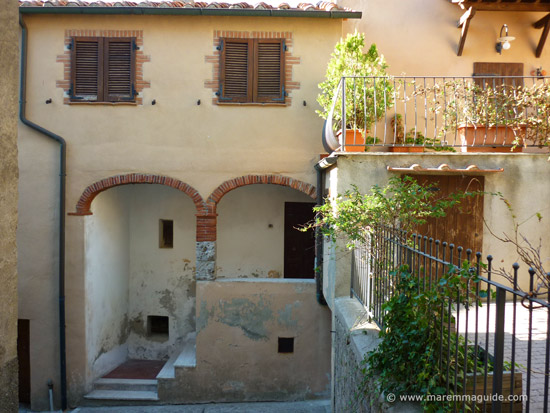 House in Prata, Massa Marittima Tuscany