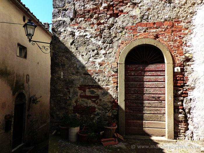 House in Prata Tuscany