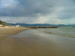 Pratoranieri beach, Follonica Maremma Italy