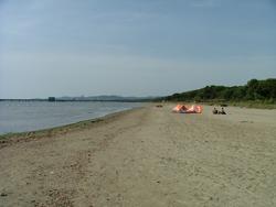 Puntone di Scarlino beach Maremma Italy