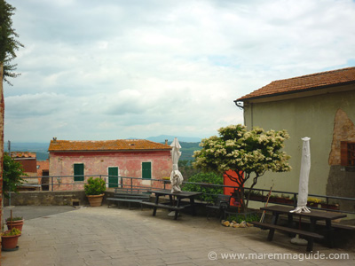Piazzeta del Murello Ravi Maremma Tuscany