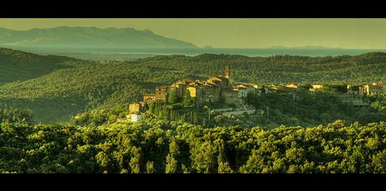 Ravi in Maremma Tuscany Italy