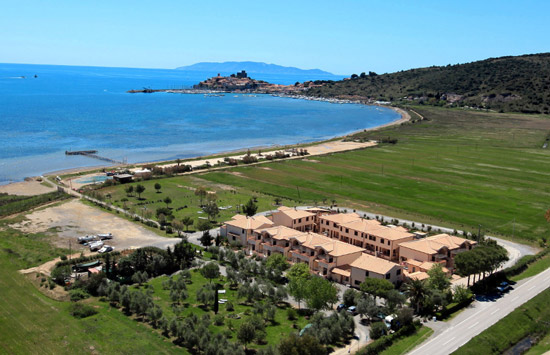 Residence Talamone Maremma: Il Poderino Hotel