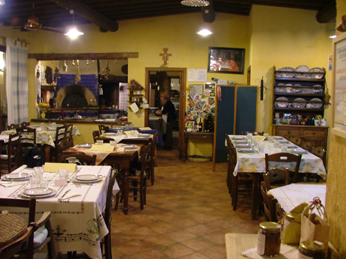 Gli Attortellati Restaurant Grosseto, Maremma