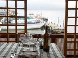 Maremma restaurants: Ristorante I Pescatori Orbetello, Maremma Italy