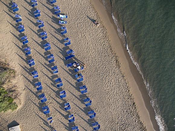 Riva del Sole spiaggia Castiglione della Pescaia.