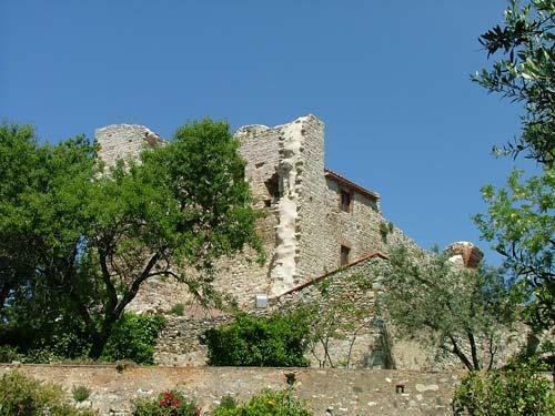 Medieval Forts: La Rocca Aldobrandesca, Suvereto, Maremma