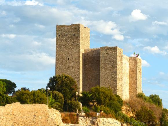 Rocca Aldobrandesca di Talamone Maremma
