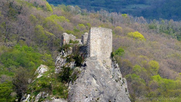 Rocca Aldobrandesca Roccalbegna