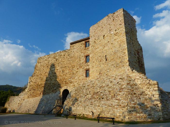Suvereto castle: Rocca Aldobrandesca