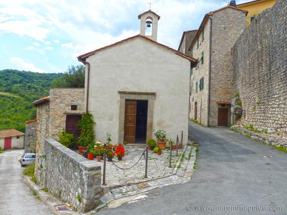 Chiesa della Madonna del Soccorso in Roccalbegna