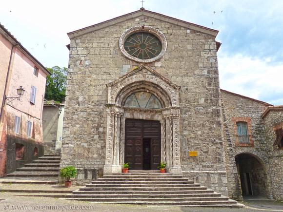 Chiesa dei Santi Pietro e Paolo Roccalbegna