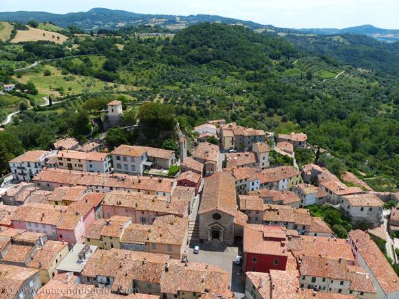 Roccalbegna Italy