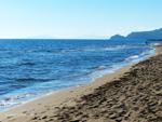 Roccamare beach Castiglione della Pescaia Tuscany