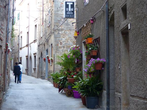 Roccastrada street