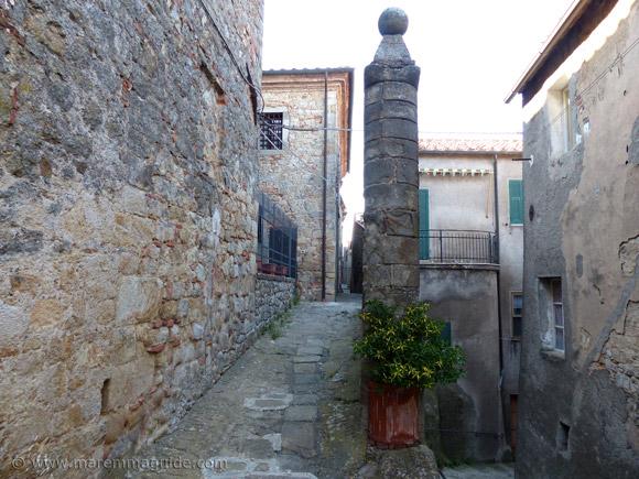 Roccastrada Via Contessa Giovanni
