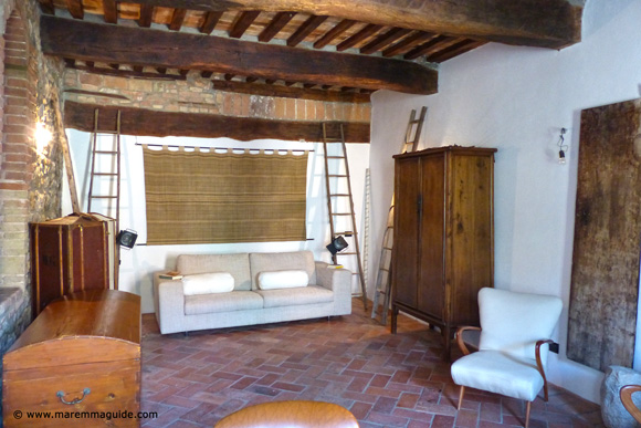 Romantic cottages in Tuscany: vacation accommodation