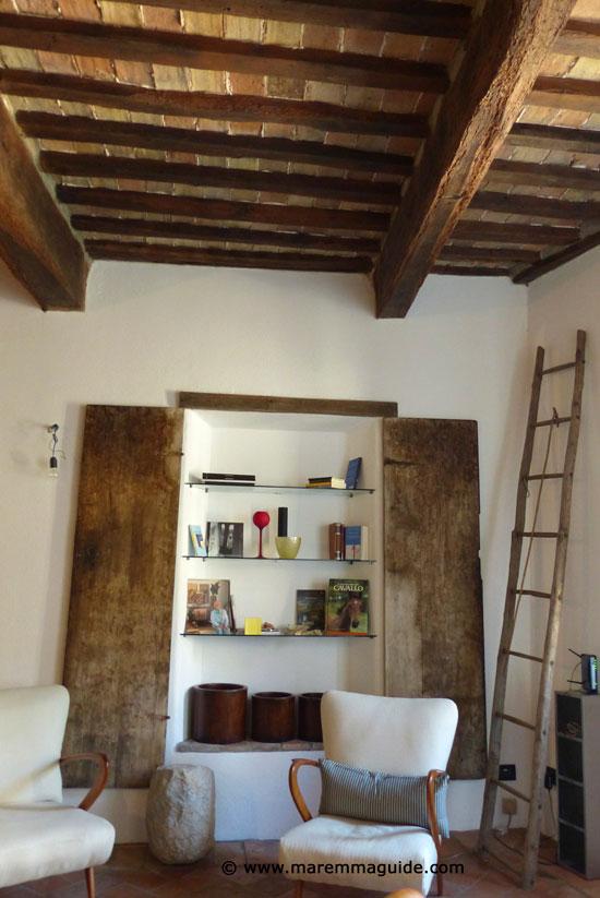 Romantic hideaway Tuscany Italy