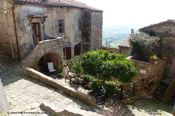 Romantic Tuscany accommodation in Maremma Italy