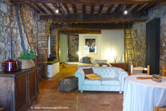 Romantic Tuscany bed and breakfast Italy