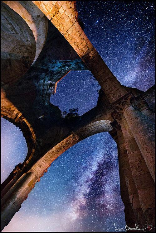 San Bruzio Monastery, Magliano in Toscana Maremma Tuscany Italy