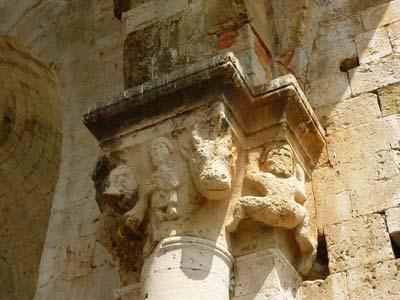 San Bruzio monastero Magliano in Toscana Tuscany Maremma Italy