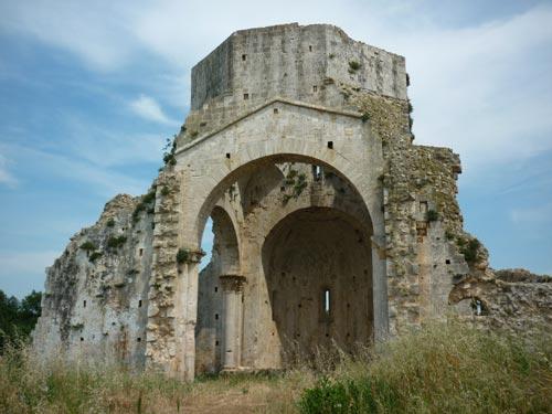 San Bruzio monastery, Magliano in Toscana Maremma Italy