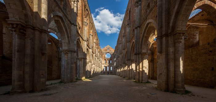 San Galgano Abbey Tuscany guided tours