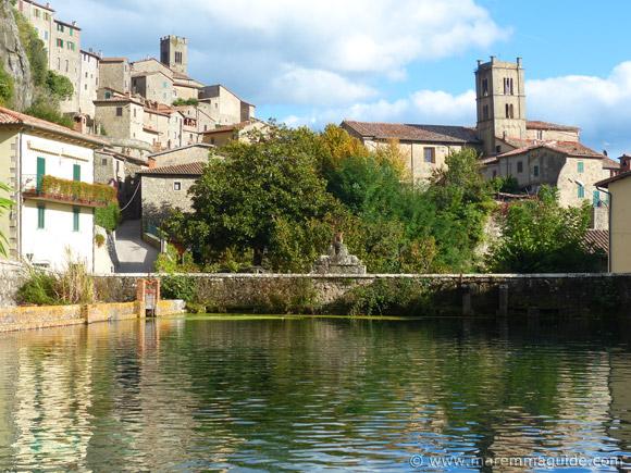 Santa Fiora Tuscany.