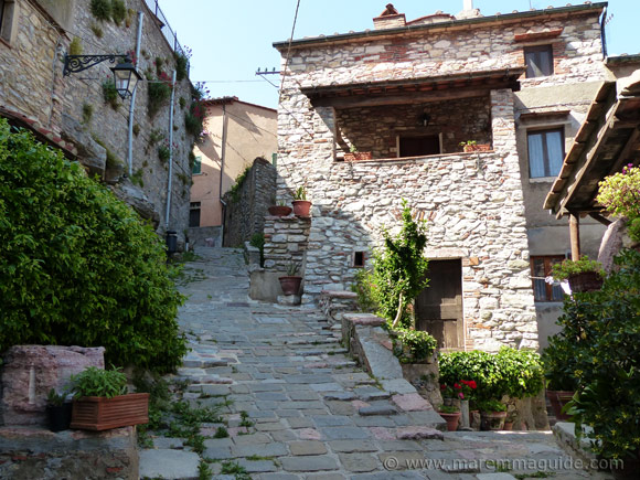 Sassetta street